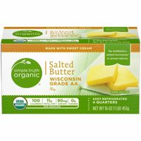Simple Truth Organic Salted Sweet Cream Butter