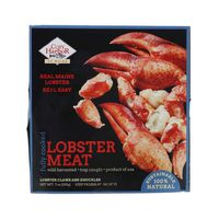 Cozy Harbor Maine Lobster Fully Cooked Lobster Meat