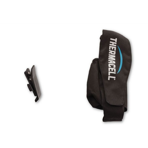 Thermacell Nylon Holster for MR300 & MR4500 Portable Mosquito Repeller, Black