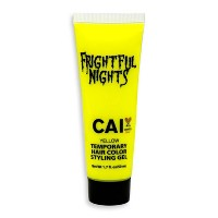 CAI Temporary Hair Gel Foam - Yellow