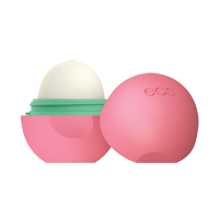 eos 100% Natural & Organic Lip Balm Sphere - Strawberry Sorbet | 0.25 oz