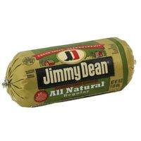 Jimmy Dean Premium All-Natural Pork Sausage Roll, 16 oz.
