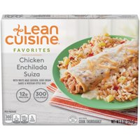LEAN CUISINE FAVORITES Chicken Enchilada Suiza 9 oz. Box