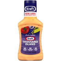 Kraft Salad Dressing Thousand Island Kraft Thousand Island Dressing