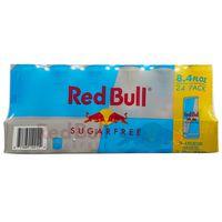 Sugar Free Red Bull Energy Drink, 24 x 8.4 fl oz