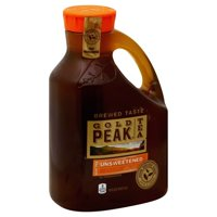Gold Peak Unsweetened Black Iced Tea Drink, 89 fl oz