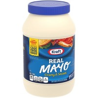 Kraft Real Mayonnaise 30oz