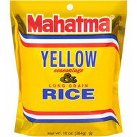 Mahatma Saffron Yellow Seasonings & Long Grain Rice