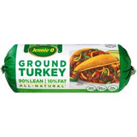 Jennie-O Lean Ground Turkey Roll, 16 ounce (1 pound)