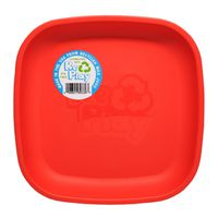 Re-Play Red Flat Plate