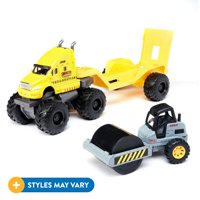 Adventure Force Quarry Haulers Motorized Vehicle, Assorted Styles