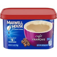 Maxwell House International Café Francais Beverage Mix - 7.6oz