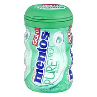 Mentos Pure Fresh Sugarfree Gum Spearmint