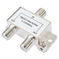 onn. Digital Coax 2-Way Splitter