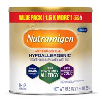 Nutramigen Hypoallergenic Infant Formula with Enflora LGG - Powder, 19.8 oz Can