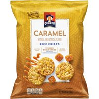Quaker Caramel Corn Rice Crisps