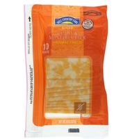Hill Country Fare Medium Sliced Colby Jack Cheese