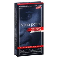 Bump Patrol Maximum Aftershave Treatment, 2 Fl. Oz.