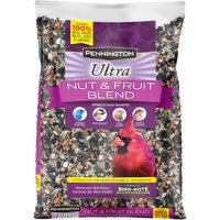 Pennington Ultra Fruit & Nut Blend, Wild Bird Seed and Feed, 2.5 lb. bag