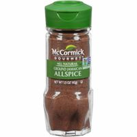 McCormick Gourmet™ All Natural Ground Jamaican Allspice
