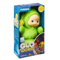 Playskool Classic Glo Worm Plush Toy - Walmart Exclusive
