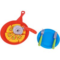 Spark. Create. Imagine. Cooking Pan with Food Playset, Multiple Styles