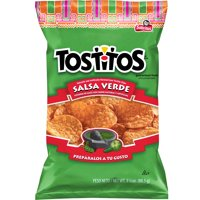Frito Lay Tostitos Salsa Verde