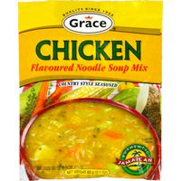 Grace & I Soup Mix, Chicken Flavored, Country Style Seasoned