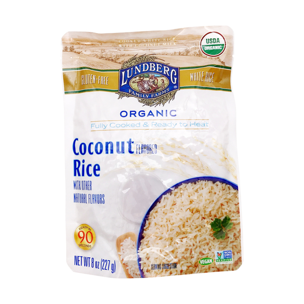 Lundberg family farms Organic Coconut Rice, 8 oz