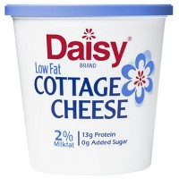 Daisy Low Fat 2% Small Curd Cottage Cheese - 24oz