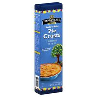 Immaculate Bakery Baking Pie Crusts, Ready to Bake Pie Crusts