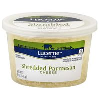 Lucerne Dairy Farms Shredded Parmesan Cheese