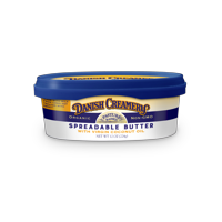 Danish Creamery Spreadable Butter with Virgin Coconut Oil, 12 oz