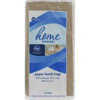 Kroger Paper Lunch Bags