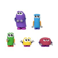 Fisher-Price Storybots Figure Pack - Set Of 5 Toys
