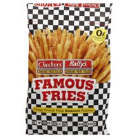 ConAgra Foods Checkers Rallys Fries, 48 oz