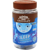 Good Day Chocolate Calm Supplement, Candy Coated. Chocolate