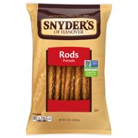 Snyder's Pretzel Rods, 12 Ounce Bag