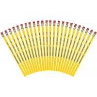 #2 USA Gold 24 Count Woodcase Pencils