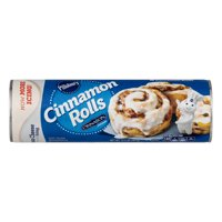 Pillsbury Cinnamon Rolls With Cream Cheese Icing, 8 Ct, 12.4 oz