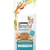 Purina Beneful Incredibites With Farm-Raised Chicken, Small Breed Dry Dog Food