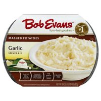 Bob Evans Garlic Mashed Potatoes, 24 oz