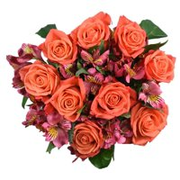 Rose Plus Bouquet (colors may vary)