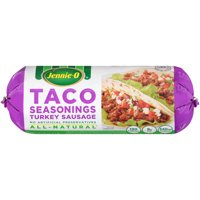 Jennie-O Taco Seasonings Turkey Sausage, 16 ounce (1 pound)