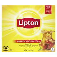 Lipton Tea Bags Black Tea