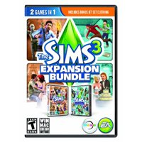 Electronic Arts Sims 3 Expansion Bundle (PC)