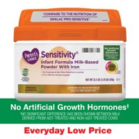 Parent's Choice Hmo & Non-Gmo Sensitivity® Infant Formula, 22.5 oz