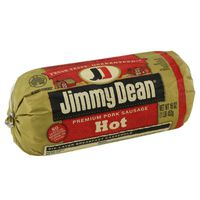 Jimmy Dean Premium Pork Hot Sausage Roll