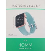 Apple Watch 40mm Protective Bumper, Clear