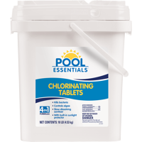 Pool Essentials 3-Inch Chlorine Tablet, For Swimming Pool Use